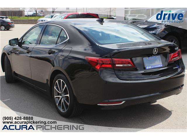 2016 Acura TLX Tech (Stk: AP4847) in Pickering - Image 10 of 32