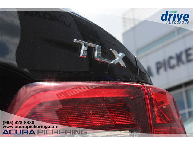 2016 Acura TLX Tech (Stk: AP4847) in Pickering - Image 30 of 32