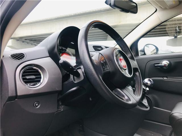 2013 Fiat 500C Lounge (Stk: LF010390) in Surrey - Image 12 of 28