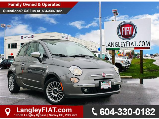 2013 Fiat 500C Lounge (Stk: LF010390) in Surrey - Image 1 of 28