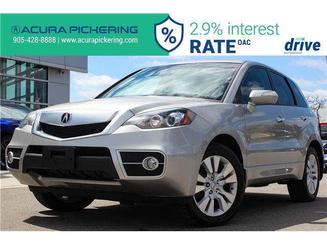 2010 Acura RDX Base (Stk: AT542A) in Pickering - Image 1 of 35