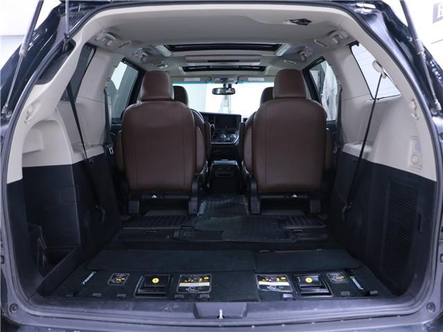 2016 Toyota Sienna XLE 7 Passenger (Stk: 195359) in Kitchener - Image 21 of 33