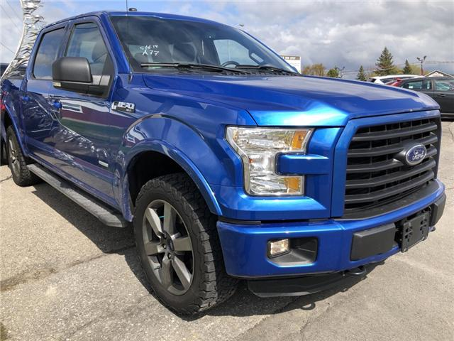 2016 Ford F-150 XLT (Stk: -) in Kemptville - Image 1 of 10