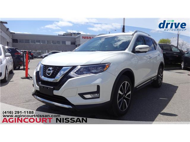 2018 Nissan Rogue SL (Stk: U12181A) in Scarborough - Image 1 of 23