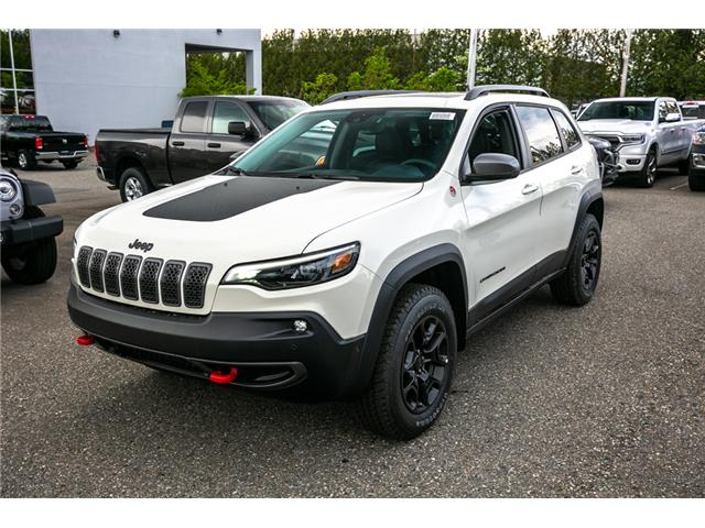 2019 Jeep Cherokee Trailhawk (Stk: K430547) in Abbotsford - Image 3 of 25