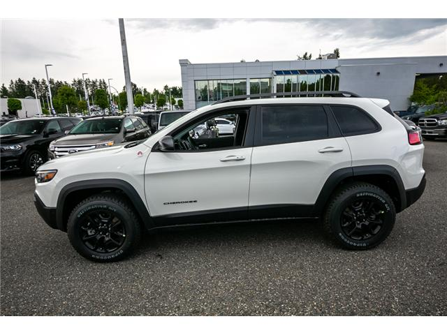 2019 Jeep Cherokee Trailhawk (Stk: K430547) in Abbotsford - Image 4 of 25