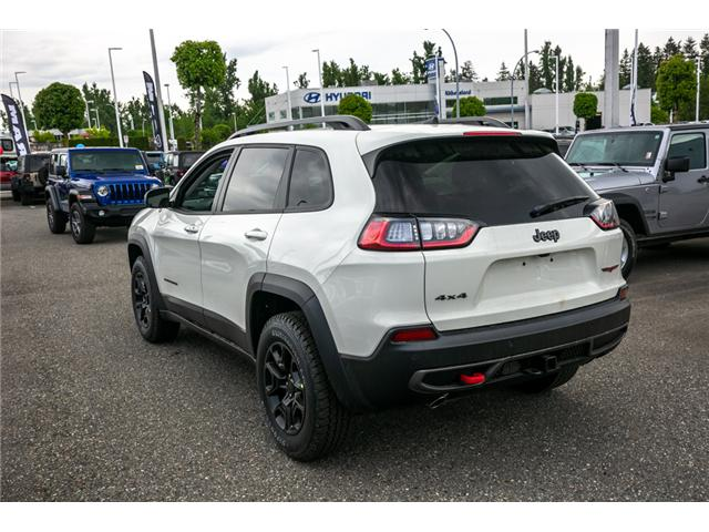2019 Jeep Cherokee Trailhawk (Stk: K430547) in Abbotsford - Image 5 of 25