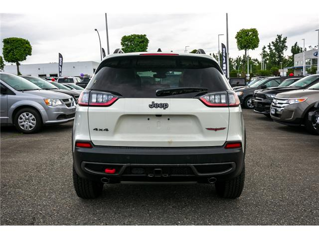2019 Jeep Cherokee Trailhawk (Stk: K430547) in Abbotsford - Image 6 of 25