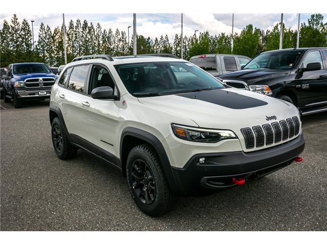 2019 Jeep Cherokee Trailhawk (Stk: K430547) in Abbotsford - Image 9 of 25