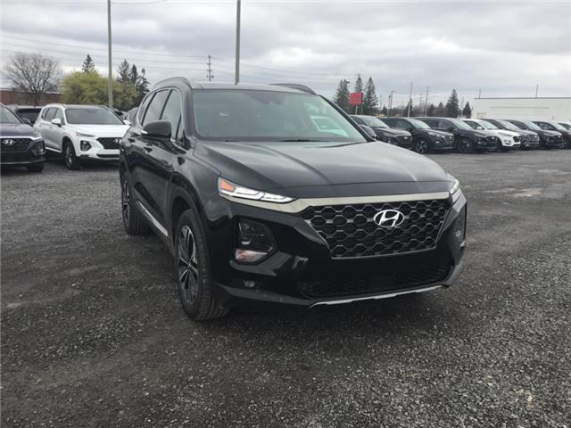 2019 Hyundai Santa Fe Ultimate 2.0 (Stk: R95897) in Ottawa - Image 1 of 11