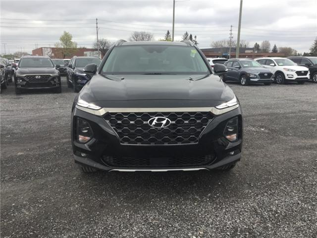 2019 Hyundai Santa Fe Ultimate 2.0 (Stk: R95897) in Ottawa - Image 2 of 11