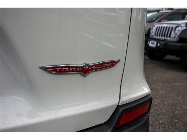2019 Jeep Cherokee Trailhawk (Stk: K430547) in Abbotsford - Image 14 of 25