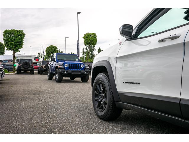 2019 Jeep Cherokee Trailhawk (Stk: K430547) in Abbotsford - Image 16 of 25