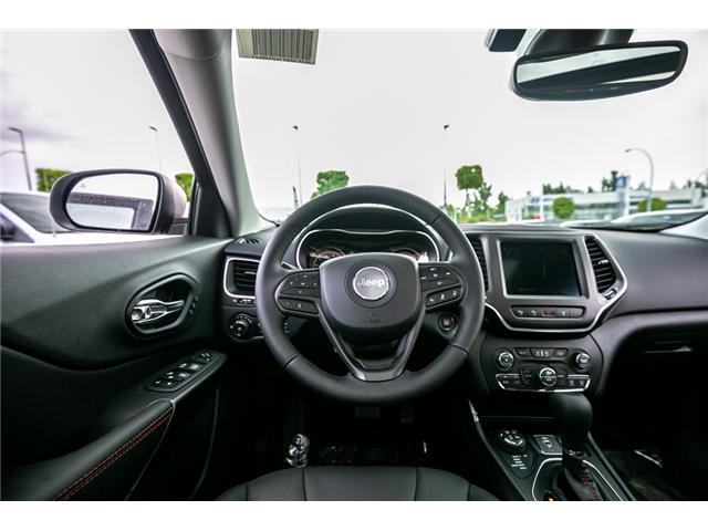2019 Jeep Cherokee Trailhawk (Stk: K430547) in Abbotsford - Image 19 of 25