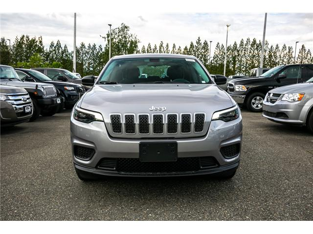 2019 Jeep Cherokee Sport (Stk: K434478) in Abbotsford - Image 2 of 23
