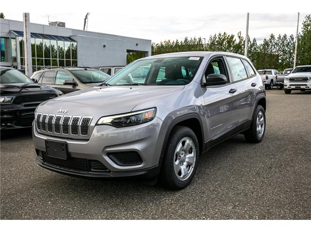 2019 Jeep Cherokee Sport (Stk: K434478) in Abbotsford - Image 3 of 23