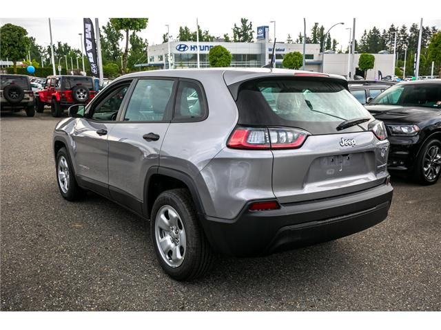 2019 Jeep Cherokee Sport (Stk: K434478) in Abbotsford - Image 5 of 23