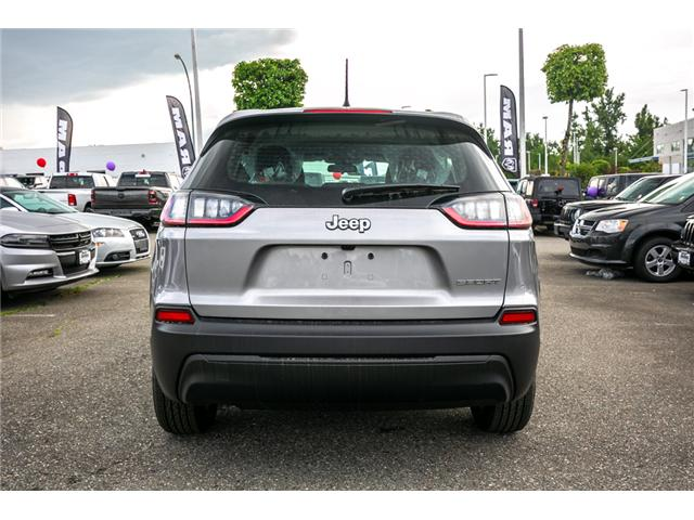 2019 Jeep Cherokee Sport (Stk: K434478) in Abbotsford - Image 6 of 23
