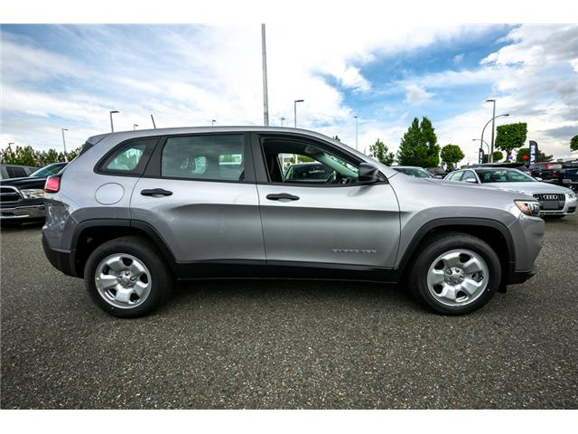 2019 Jeep Cherokee Sport (Stk: K434478) in Abbotsford - Image 8 of 23