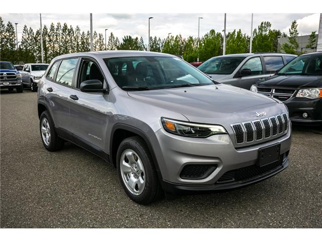 2019 Jeep Cherokee Sport (Stk: K434478) in Abbotsford - Image 9 of 23