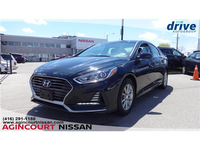 2018 Hyundai Sonata GL (Stk: U12518R) in Scarborough - Image 1 of 20