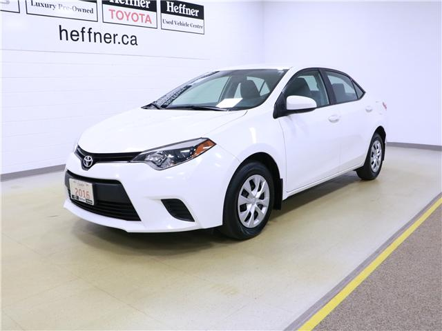 2016 Toyota Corolla CE (Stk: 195414) in Kitchener - Image 1 of 27