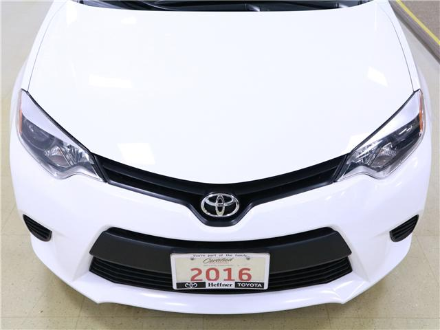 2016 Toyota Corolla CE (Stk: 195414) in Kitchener - Image 23 of 27