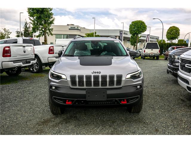 2019 Jeep Cherokee Trailhawk (Stk: K430545) in Abbotsford - Image 2 of 24