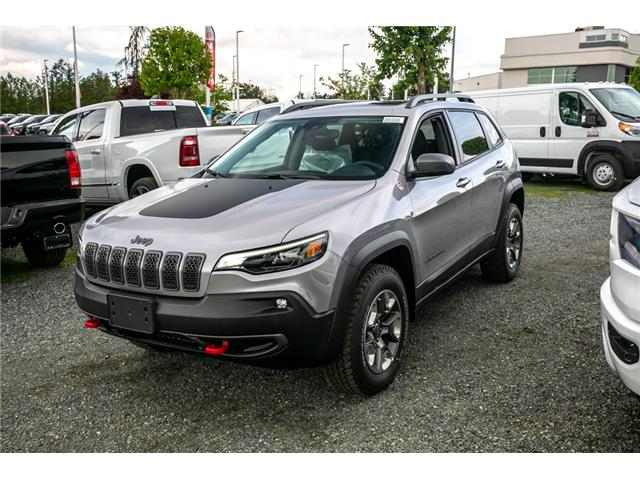 2019 Jeep Cherokee Trailhawk (Stk: K430545) in Abbotsford - Image 3 of 24