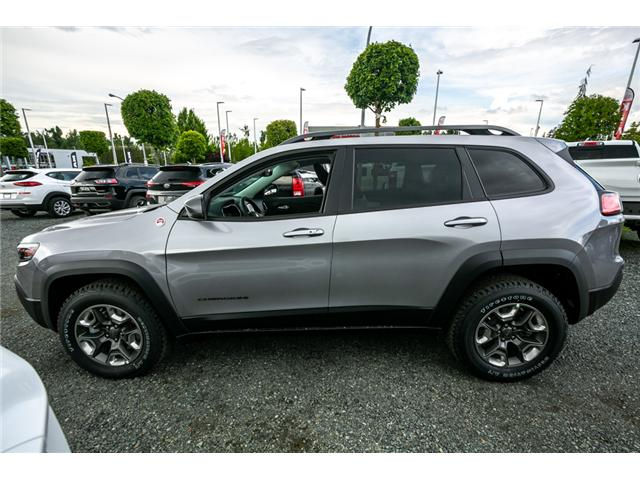 2019 Jeep Cherokee Trailhawk (Stk: K430545) in Abbotsford - Image 4 of 24