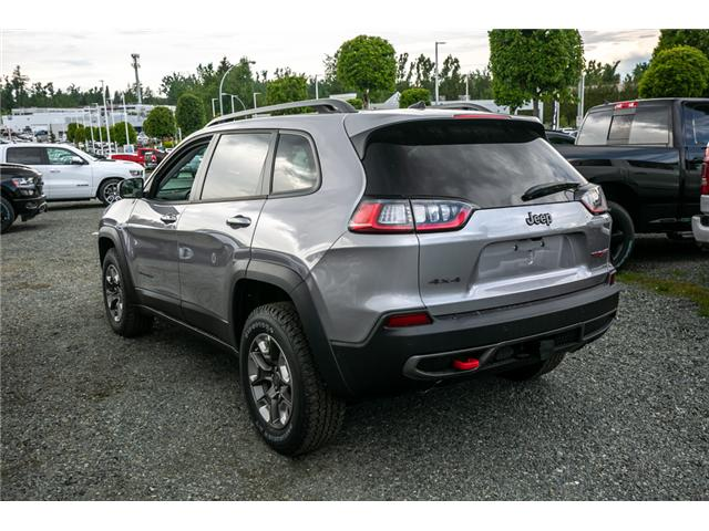 2019 Jeep Cherokee Trailhawk (Stk: K430545) in Abbotsford - Image 5 of 24