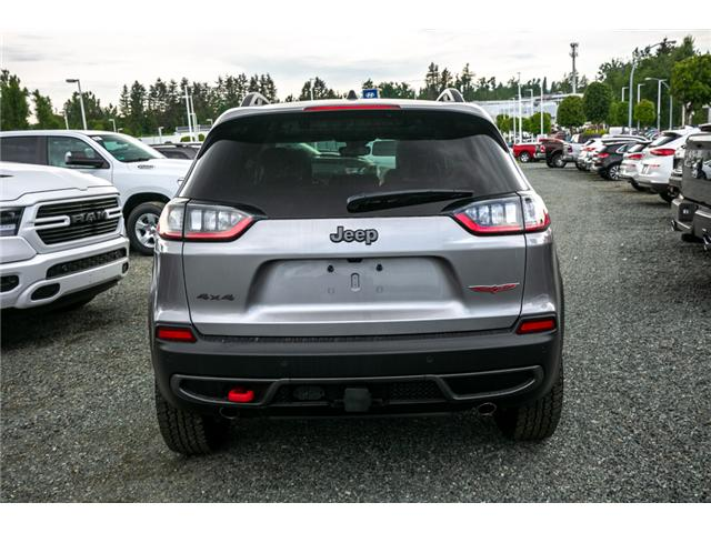 2019 Jeep Cherokee Trailhawk (Stk: K430545) in Abbotsford - Image 6 of 24