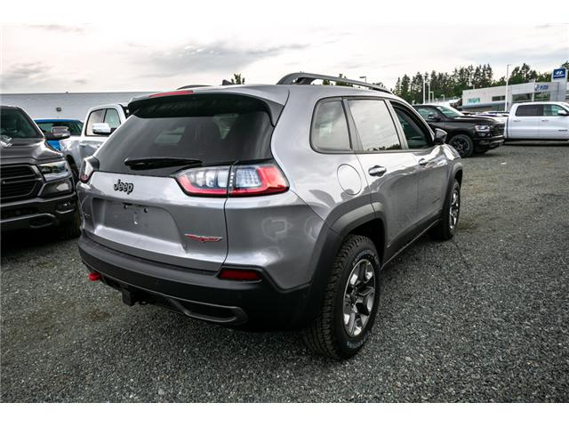 2019 Jeep Cherokee Trailhawk (Stk: K430545) in Abbotsford - Image 7 of 24