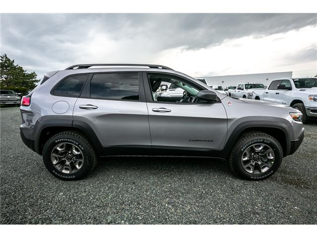 2019 Jeep Cherokee Trailhawk (Stk: K430545) in Abbotsford - Image 8 of 24