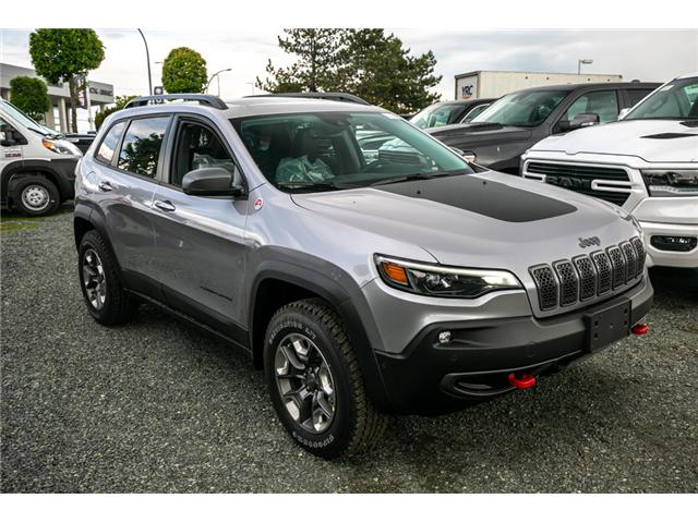 2019 Jeep Cherokee Trailhawk (Stk: K430545) in Abbotsford - Image 9 of 24