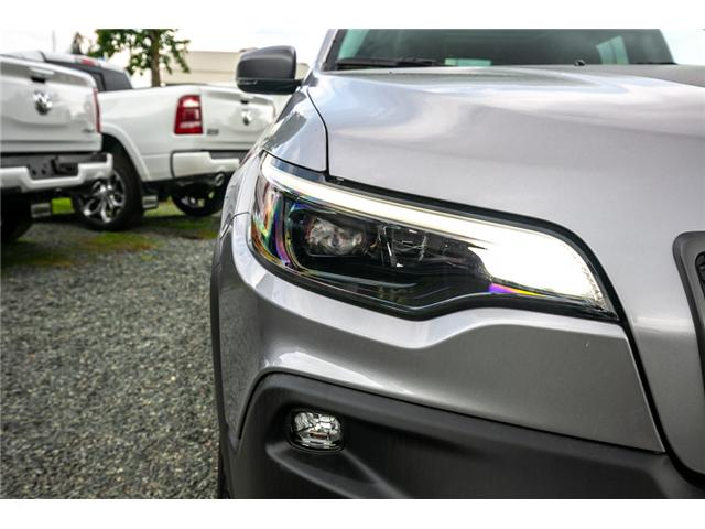 2019 Jeep Cherokee Trailhawk (Stk: K430545) in Abbotsford - Image 11 of 24