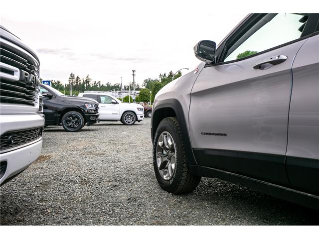 2019 Jeep Cherokee Trailhawk (Stk: K430545) in Abbotsford - Image 16 of 24