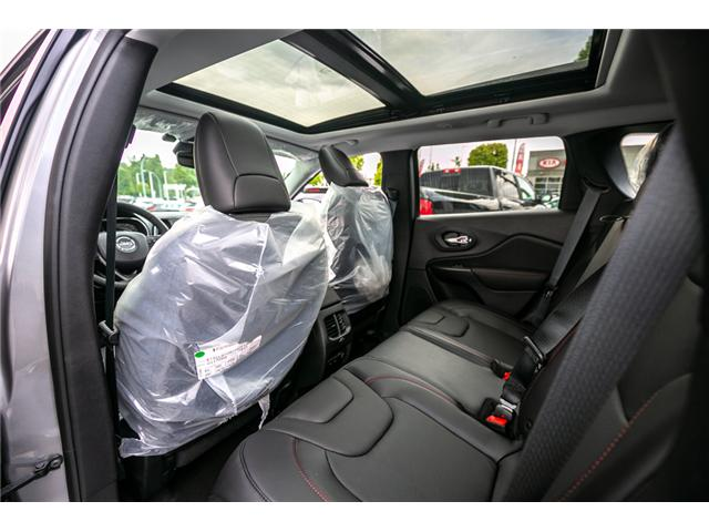 2019 Jeep Cherokee Trailhawk (Stk: K430545) in Abbotsford - Image 17 of 24