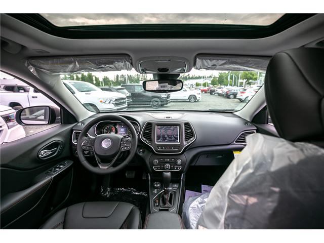 2019 Jeep Cherokee Trailhawk (Stk: K430545) in Abbotsford - Image 18 of 24