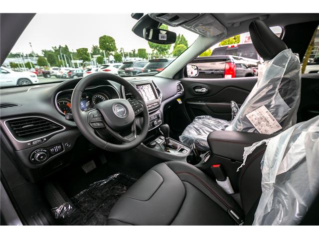 2019 Jeep Cherokee Trailhawk (Stk: K430545) in Abbotsford - Image 21 of 24