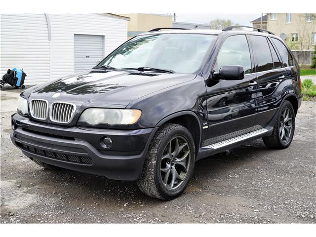 2002 BMW X5 4.4i (Stk: 18845-A) in Ottawa - Image 1 of 14