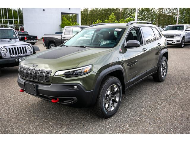 2019 Jeep Cherokee Trailhawk (Stk: K440878) in Abbotsford - Image 3 of 24