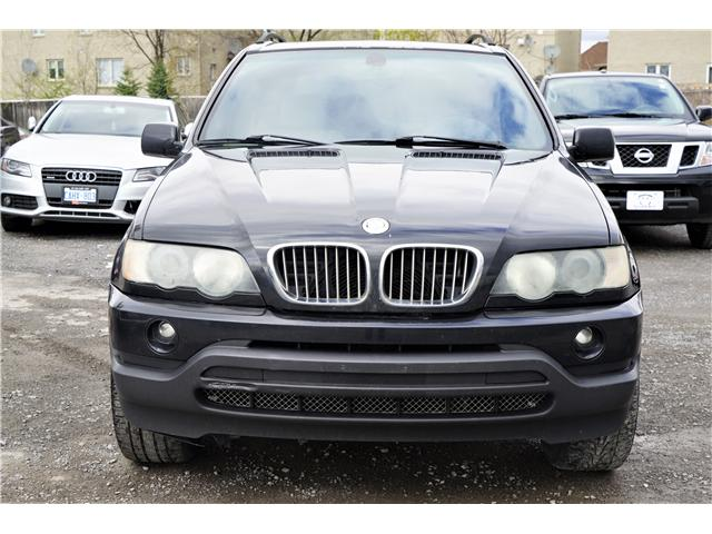 2002 BMW X5 4.4i (Stk: 18845-A) in Ottawa - Image 2 of 14