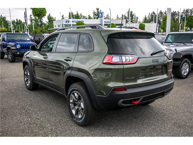 2019 Jeep Cherokee Trailhawk (Stk: K440878) in Abbotsford - Image 5 of 24