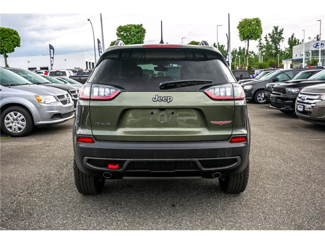 2019 Jeep Cherokee Trailhawk (Stk: K440878) in Abbotsford - Image 6 of 24