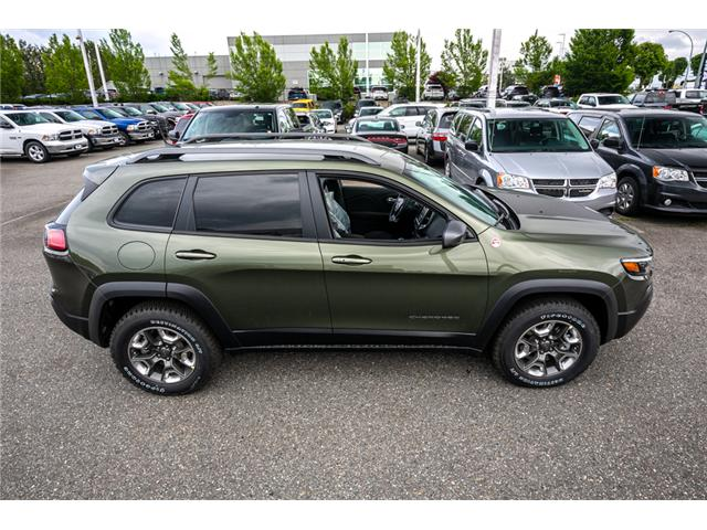 2019 Jeep Cherokee Trailhawk (Stk: K440878) in Abbotsford - Image 8 of 24