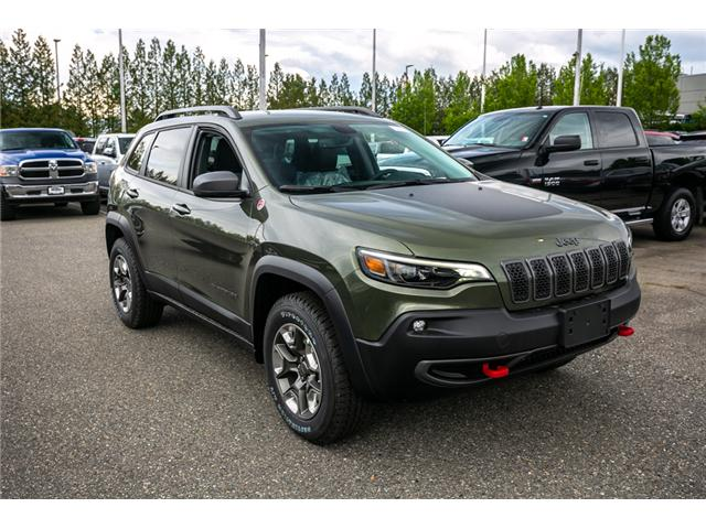 2019 Jeep Cherokee Trailhawk (Stk: K440878) in Abbotsford - Image 9 of 24