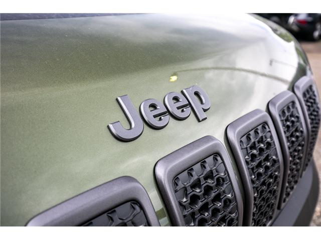 2019 Jeep Cherokee Trailhawk (Stk: K440878) in Abbotsford - Image 10 of 24