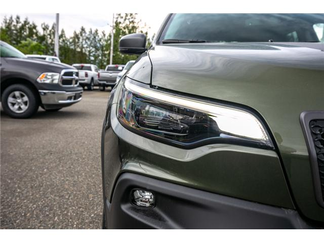 2019 Jeep Cherokee Trailhawk (Stk: K440878) in Abbotsford - Image 11 of 24