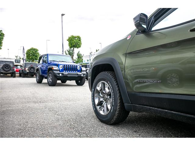 2019 Jeep Cherokee Trailhawk (Stk: K440878) in Abbotsford - Image 15 of 24